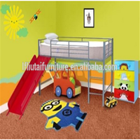 bunk beds with slides for kids
