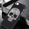 design hard case for iphone5, for iphone 5s back cover case, skull case cover for iphone 5