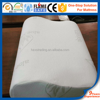 memory foam pillow case