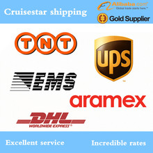 DHL/TNT/UPS/FEDEX/EMS/ARAMEX/China Post/Epackage/DPD Express China To AO - Angola