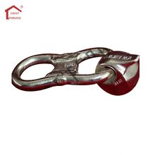ISO standard concrete lifting clutch anchor with ring
