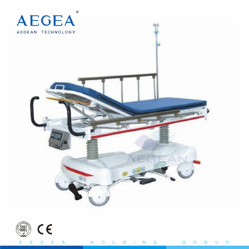 AG-HS006 CE ISO Weighing system ambulance equipment medical transport stretcher