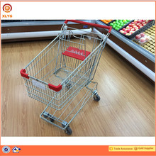 Fabric Shopping Trolley Reusable Folding Shopping Bags Foldable Shopping Trolley With Wheel