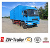 top quality light cargo semi lorry