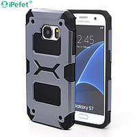 Heavy Duty Rugged Shockproof Hybrid TPU+PC Case Cover For Samsung Galaxy S7