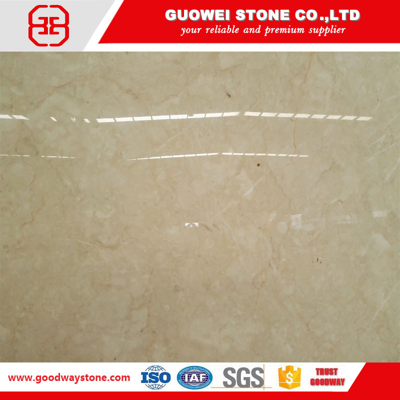 Wall covering china factory beige marble flooring
