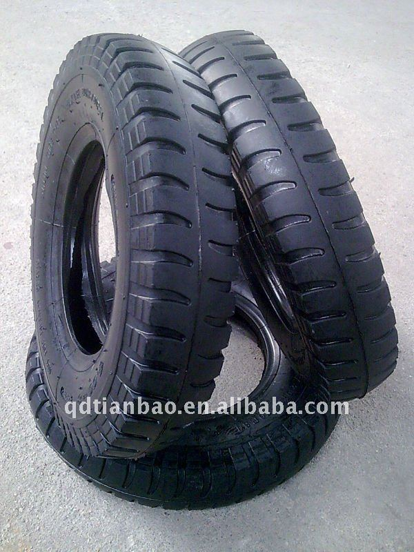 wheel barrow tire and tube 480/400-8