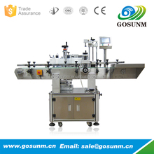 High Quality China Sales Product automatic glass plastic round bottle labeling machine