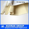 Nuoran popular Factory direct vinyl siding, waterproof pvc exterior wall panel