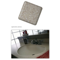 Hot new high-ranking solid surface sheets acrylic resin slab