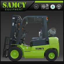 chinese Gasoline forklift 3 t