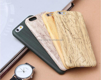 Most popular strong packing wood cell phone case for iphone 7/7plus,phone accessories