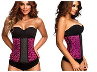 shaper body waist training corsets wholesale colorful underbust lingerie for women