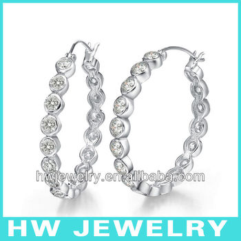 925 sterling silver earing