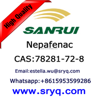 API-Nepafenac, High purity cas 78281-72-8 Nepafenac