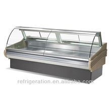 GN12C-08 Island Freezer / Self Serving Product / Supermarket Island Freezer