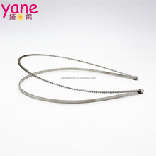 Fancy metal headband and hairband for women