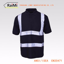 2017 Hot type OEM Service ansi safety polo shirt