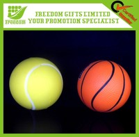 Promotional Gifts Logo Printing Cheap Custom Basketball Stress Ball