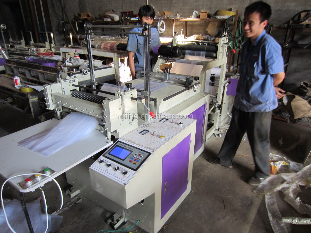 paper woven fabric cross cutting machine with slitting function for sale in ruian roll to pieces cut