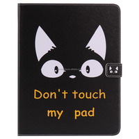Case for Ipad 2 3 4, Illustrators Series Folio Case Stand with Auto Wake Up/Sleep Function Smart Cover case for Ipad 2 3 4