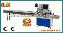 JOIE Automatic Horizontal Flow Pack Machine for Soap & Detergent Cake