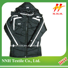 Hot Jacket 100% polyester blazer bench jacket mens winter jacket body warmer coat