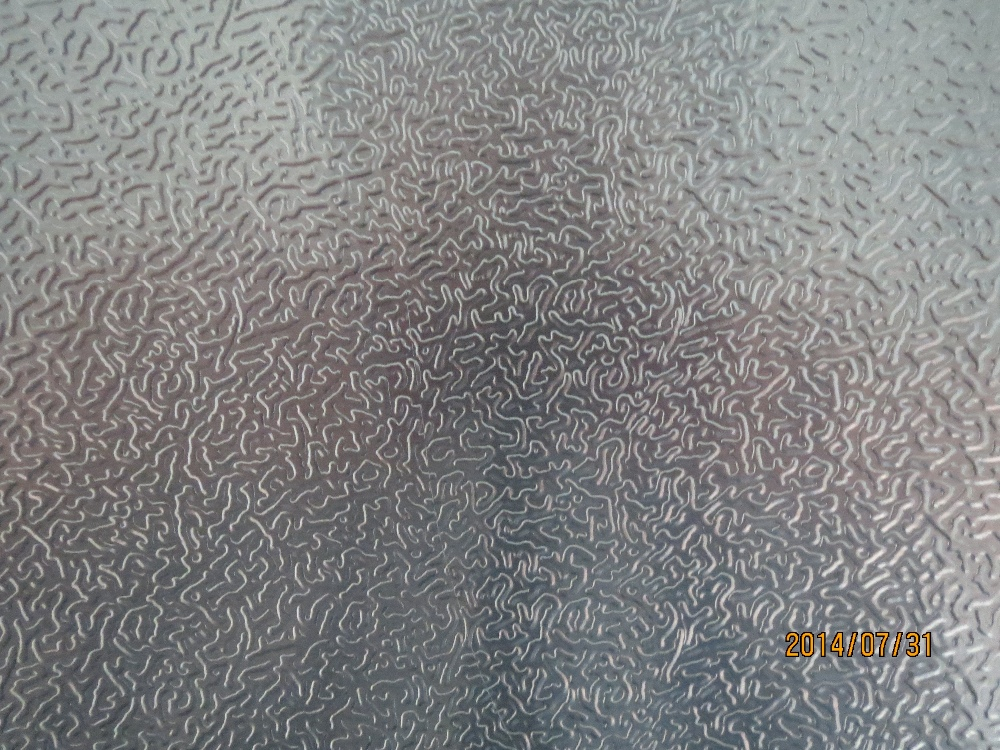 stucco embossed aluminum 1100/3003