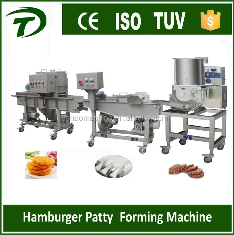 commercial hamburger maker burger patty forming machine for sale