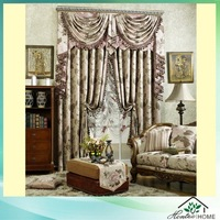 new design pencil pleat curtain