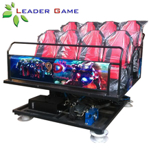 6dof motion seats 5d motion theater cinema / Entertaining and simulating 5D cinema