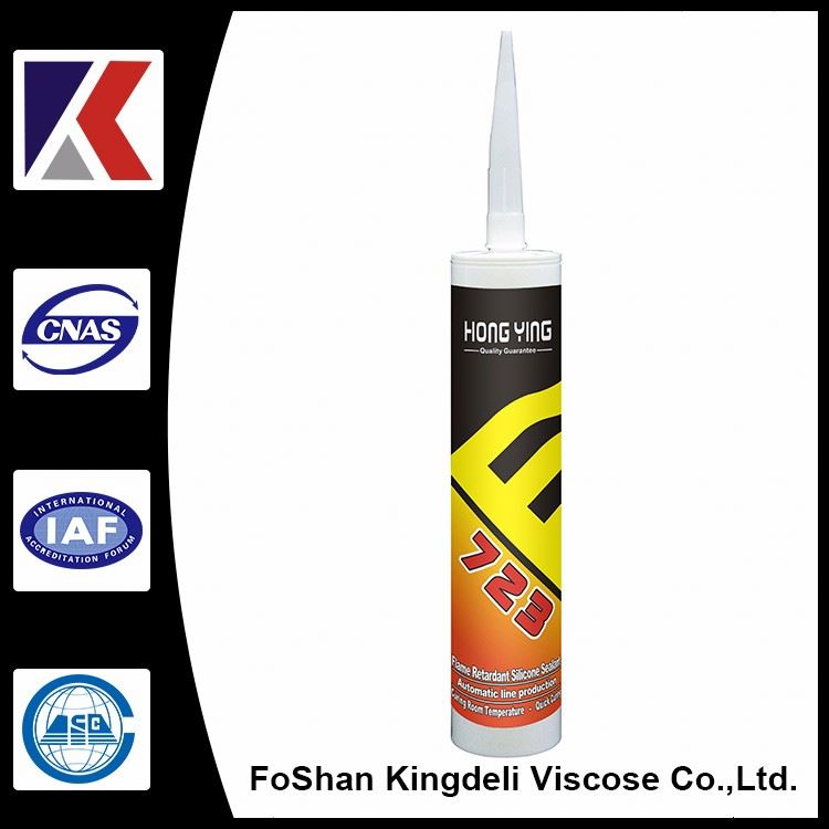 Curing in room temperature waterproof sealant for plastic
