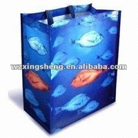 2013 free sample promotion dual head ss non-woven equipment pp nonwoven shopping bag