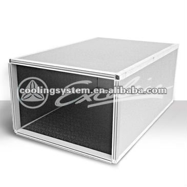 square Insulated Air Duct