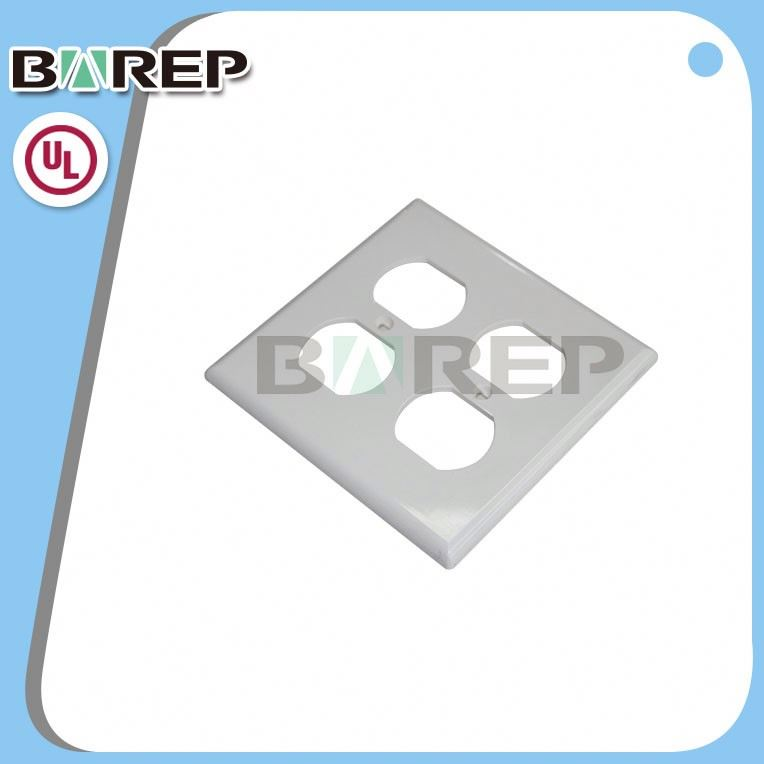 YGC-002 Good price plastic wall waterproof led light switch plate