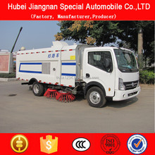Guaranteed 100% Dongfeng Newest price of road sweeper truck