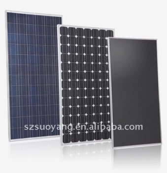 Top Supplier Photovoltaic Solar Roof Tile 270w 280w 290w Mono Solar Panel 300w