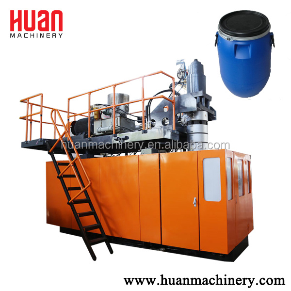 50L/60L Plastic Container Extruder Blowing Machine