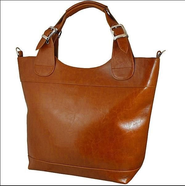 2012 Brand New Tote Bag Camel