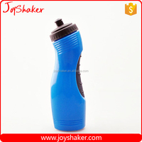 Wholesale 850ML Plastic Soft Drink Water Bottle with Screw Cap,Silicone Sipper