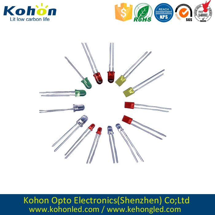 2000MCD P Green Color 3mm 8mm 10mm 4mm 5mm LED Diode