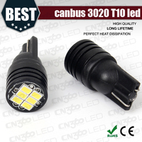 LED Lamp Type and LED LIGHT T10, LED CAR BULB Type Canbus T10 LED Car Bulbs