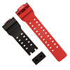 two layer color changableTPU rubber watch strap