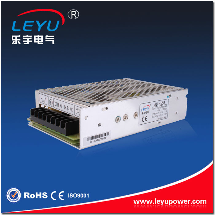 ups function 55w 13.8v switching power supply high quality backup battery for power failure and emergency