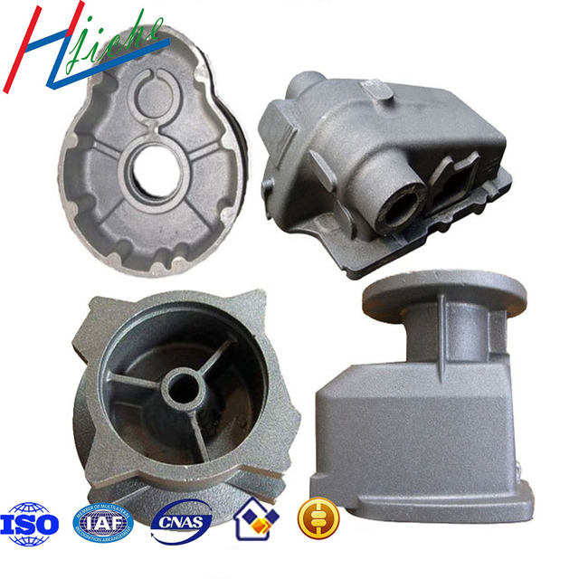 best price Agriculture Machinery Parts farm tractor casting part for gear box housing