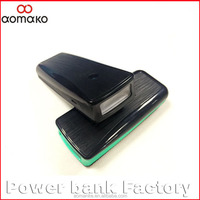 X300 5200mAh New disign LED torch powerbank A GRADE BATTERY fashionable power bank rechargeable power bank