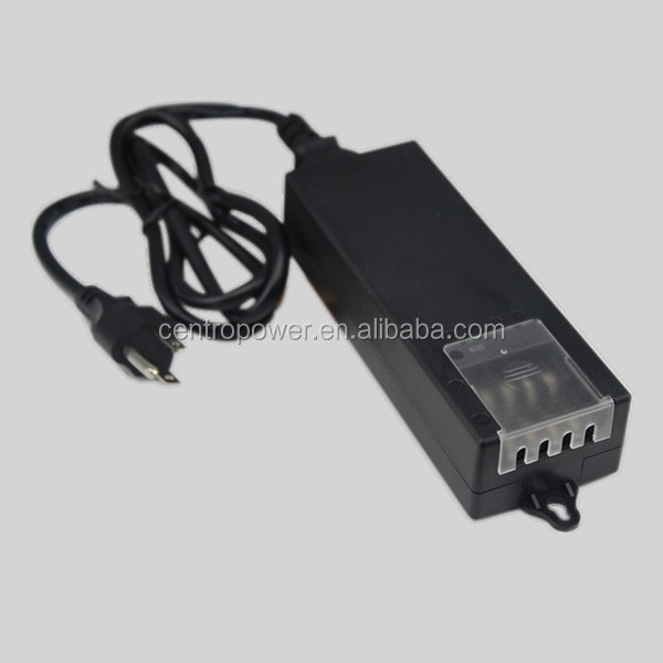 China hot sale CCTV security power supply DC12V5A switching power adapter