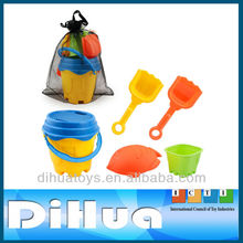 Beach Toy Set with Sand Shovel,Sand Spade,Sand Molds and Sand Filter