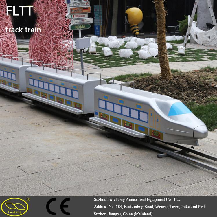 Ride On Train For Backyard : Carton Painting Backyard And Carnival Shinkansen Kids Ride On Train