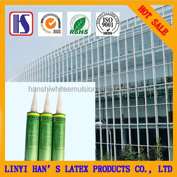Han's High Strength high quality Fast Cure Adhesive Silicone Sealant